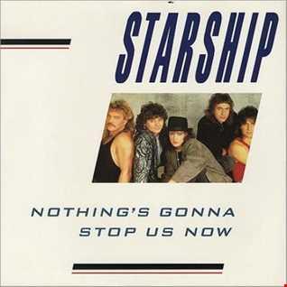 STARSHIP   NOTHING'S GONNA STOP US NOW (DJ AMANDA VS MOTO BLANCO)