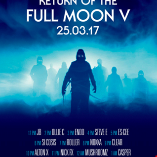 Es-Cee - Full Moon - 25-03-2017