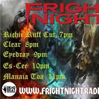Es Cee   Fright Night Radio   22 09 2017