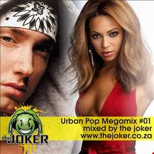 Urban Pop Classic Megamix #01 - Mixed By The Joker