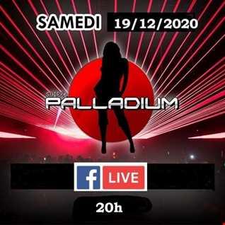 DJ J.N.O & DJ CP - Palladium Facebook LIVE (19.12.2020)