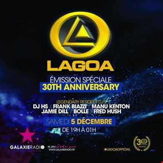 DJ HS - Live @ Galaxie Radio Speciale Lagoa 30th Anniversary (05-12-2020)