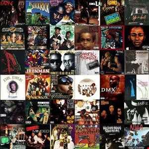 West Coast Classic Rap Mix One