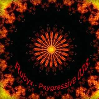 RUBYX - Psygressive 038.