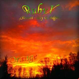 RUBYX - Orange. (sunset)