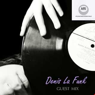 Denis La Funk @ Radio Apolonia  08.10.2014