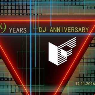 9 YEARS DJ ANNIVERSARY MIX