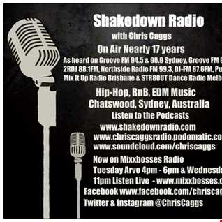 2ICR Shakedown Radio March 2015 Volume 1 Hip Hop, RnB and EDM By Chris Caggs