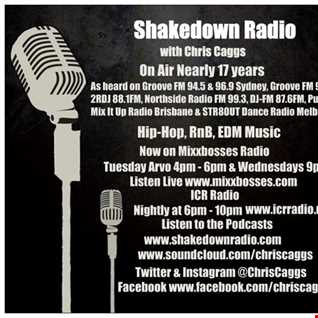 Shakedown Radio - February 2015 - Hip Hop and RnB - Produced and Hosted By Chris Caggs