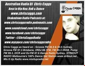 Shakedown Radio - September 2013 - Hip Hop, RnB and Dance By Chris Caggs