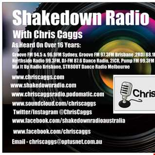 Shakedown Radio April 2014 Dance, RnB and Hip Hop By Chris Caggs