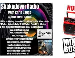 Shakedown Radio November 2014  Hip Hop and RnB Hosted By Chris Caggs