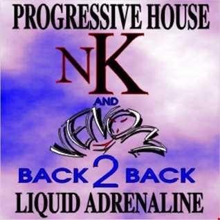DJ NK & DJ Steve Venom - Back 2 Back 1996