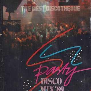 STARDUST PARTY DISCO 89 - MIXED ADAM JAGWANI