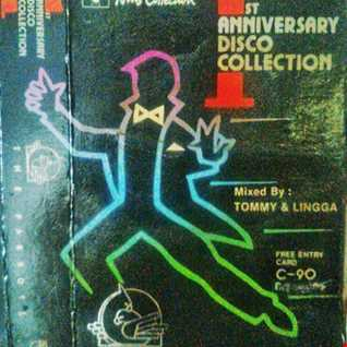 THE PARROTS 1ST ANNIVERSARY DISCO COLLECTION - MIXED DJ TOMMY FANS & LINGGA /A
