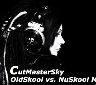 CutMasterSky - OldSkool vs. NuSkool MegaMix 12