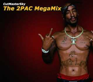 CutMasterSky - The 2PAC MegaMix (2016)