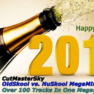 CutMasterSky - OldSkool vs. NuSkool MegaMix (10)