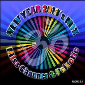 Miss Channer & Psinetic - New Year 2013's Mix (PinG PonG MiX)