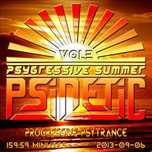 Psygressive Summer 2013 mixed by DJ Psinetic (2013.09.06)