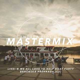 Andrea Fiorino Mastermix #530 (Live! @ We All Love To Help Boat Party, Brnenska prehrada)