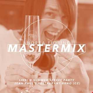 Andrea Fiorino Mastermix #676 (Live! @ Jean Paul's Restaurant Brno)