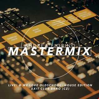 Andrea Fiorino Mastermix #508 (classic - Live! @ We Love Oldschool: House Edition, Exit Club Brno)