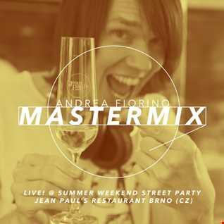 Andrea Fiorino Mastermix #669 (Live! @ Jean Paul's Restaurant Brno)