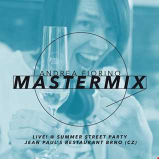 Andrea Fiorino Mastermix #672 (Live! @ Jean Paul's Restaurant Brno)