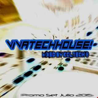 Viva Tech House Podcast // Promo Mix July 2015 // FREE DOWNLOAD