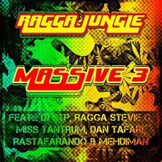 RAGGA JUNGLE MASSIVE 3 PROMO MIX   DJ STP