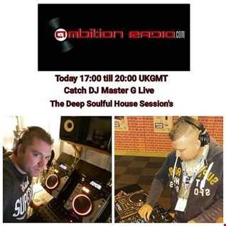 DJ Master G - Ambition Radio Live Set 22 02 19
