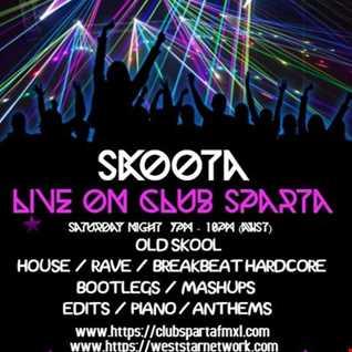 SKOOTA   LIVE SHOW CLUB SPARTA 14.03.2020