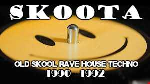 OLD SKOOL RAVE HOUSE TECHNO  1990   1992