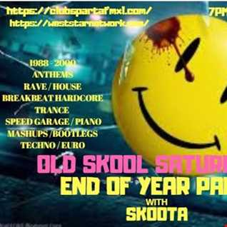 SKOOTA LIVE CLUB SPARTA    END OF YEAR PARTY MIX 29.12.2018