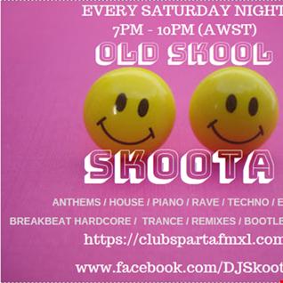 SKOOTA LIVE CLUB SPARTA FM 28.07.2018
