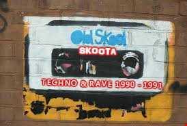 OLD SKOOL TECHNO & RAVE 1990   1991