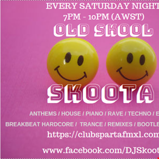 SKOOTA LIVE    CLUB SPARTA 18.08.18