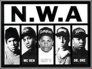 NWA THE MIXTAPE.