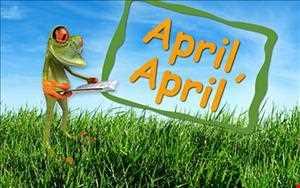 ReeGee´s Gemischter April