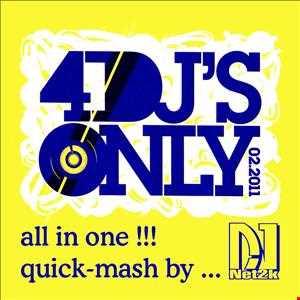 DJs Only 02.2011