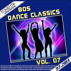80s DanceClassics Vol.07 (mashup)