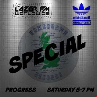 Lazer FM Radio Show Homegrown Records Special 25/06/16