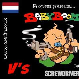 Lazer FM Radio Show - Babyboom V's Screwdriver Records 15/10/16