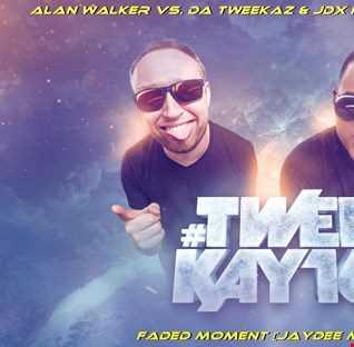 Alan Walker vs. Da Tweekaz & JDX feat. Sarah Maria - Faded Moment [JayDee MashUp]