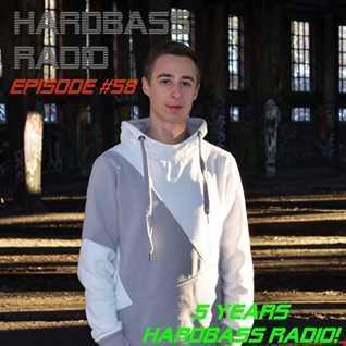 JayDee presents: Hardbass Radio Episode #58 [5-Year-Aniversary]