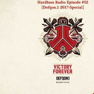 JayDee presents: Hardbass Radio Episode #52 (Defqon.1-2017 Special)