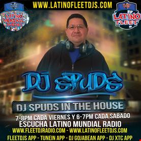 @CSTANIULIS DJSPUDSINTHEHOUSE(Latin House club) @FLEETDJSEDMRADIO @FLEETDJRADIO @LATINOFLEETDJS @FLEETDJS