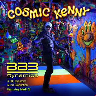 Cosmic Kenny (Feat. Madi Di) (Tribute to Kenny Scharf)