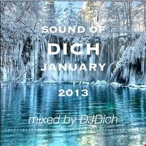 DJDich - Sound of Dich January 2013